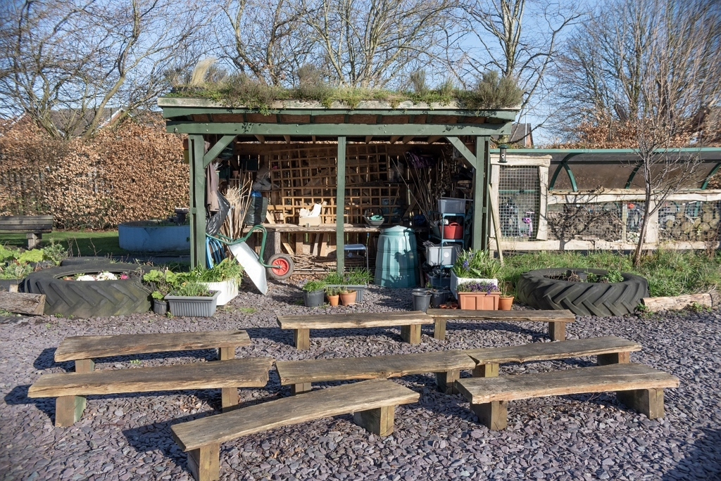 Our garden shed